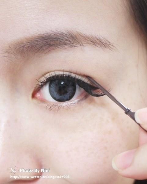 先别急著割双眼皮*日本ab隐形塑眼贴线