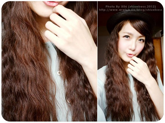 发型│辫子泡面头╳不需三管电卷棒