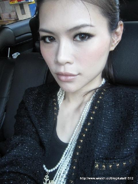 20090917外出妝~美物一堆讓我開心好多!!!!