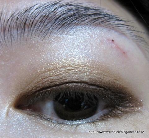 kate2010春夏新品~极致渐层眼影盒.重点遮瑕膏(黑眼圈)