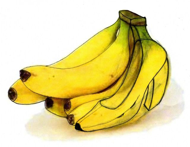 手工制作香蕉材料