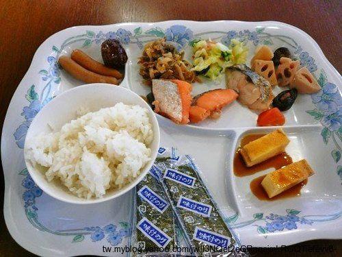 2008日本賞楓名湯...母女之旅~~日式早餐大搜羅