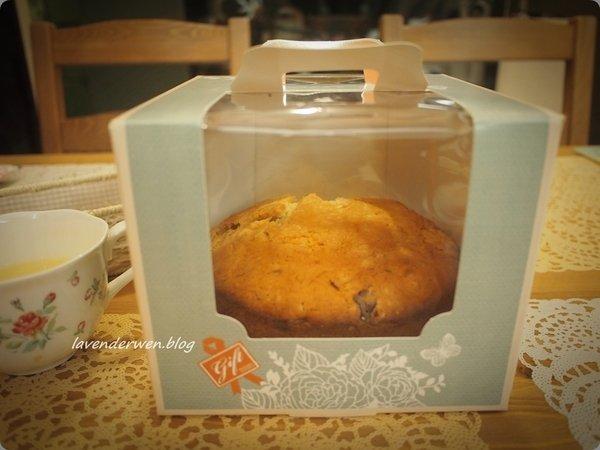 2014.10月-10月的大确幸~收到姊妹亲手做的蔓越莓磅蛋糕与曼谷飞回来的礼物还是让DiDi狂流口水的手工零食 恋爱 第1张