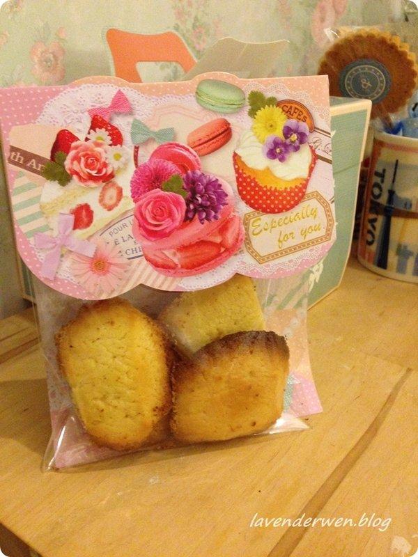 2014.10月-10月的大确幸~收到姊妹亲手做的蔓越莓磅蛋糕与曼谷飞回来的礼物还是让DiDi狂流口水的手工零食 恋爱 第5张