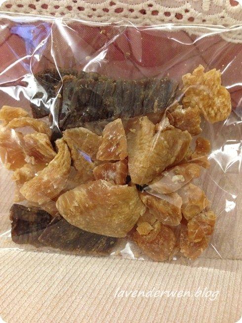 2014.10月-10月的大确幸~收到姊妹亲手做的蔓越莓磅蛋糕与曼谷飞回来的礼物还是让DiDi狂流口水的手工零食 恋爱 第8张