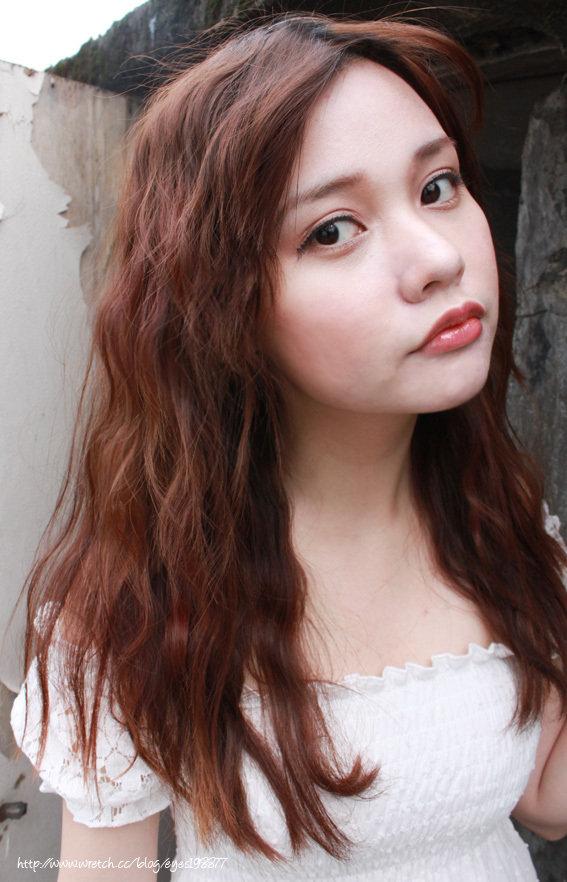 分享回忆铁达尼号-仿女主角萝丝妆容.