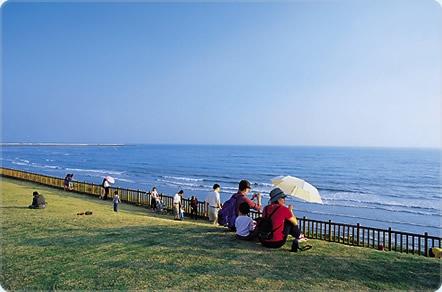 《新竹市.北區》17公里海岸線自行車步道&南寮漁港啖海鮮