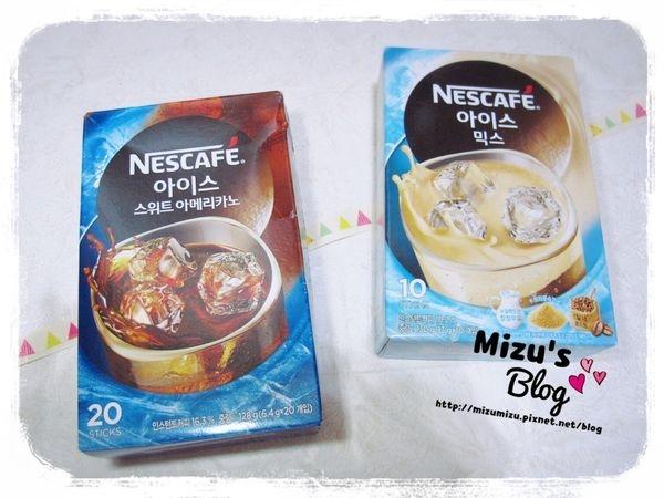 [體驗]Nescafe雀巢咖啡 冷水就能沖雀巢三合一冰咖啡 雀巢美式冰咖啡