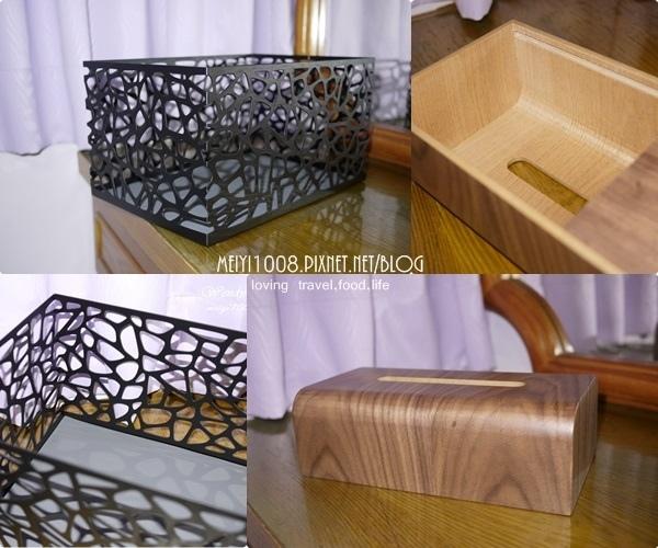 【居家】HOLA特力和樂 鳥巢室內小物收納籃(黑色)+夏川木紋面紙盒,收納小巧思