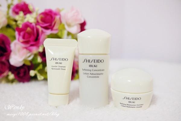 【保養】shiseido資生堂IBUKI新漾美肌~一用就愛上,膚質好到男友目不轉睛