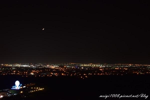 【桃園 景點】海灣星空景觀咖啡館餐廳。美景三部曲~夕陽、晚霞、夜景