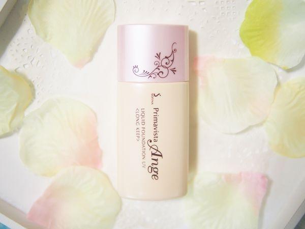 彩妝 ▍SOFINA Primavista Ange升級版粉底液來啦♥就是要當裸亮控