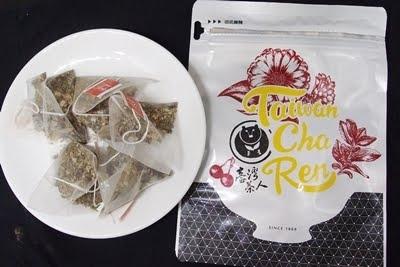 【體驗】台灣茶人—三角立體茶包 洛神荷葉纖盈茶