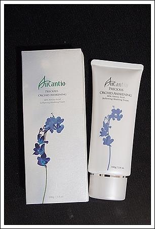 Aucantio艾肯緹雅 48%胺基酸親膚潔顏霜
