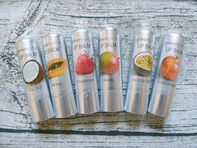 【體 驗】來自荷蘭知名品牌Greenland 果漾潤澤護唇膏