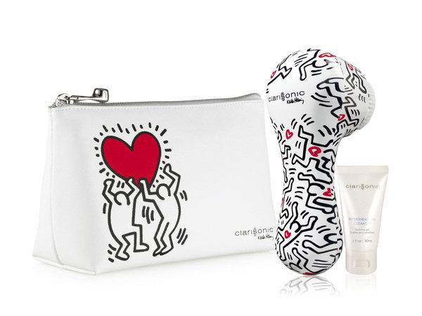 Clarisonic科萊麗音波淨膚儀Mia2  Keith Haring DANCE禮盒.jpg