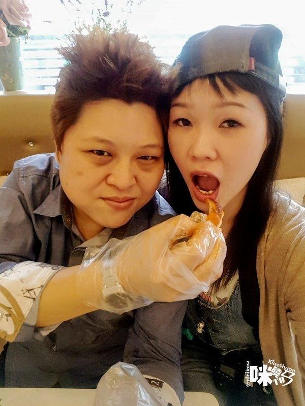 【板橋美食】Oyami cafe 義式下午茶 姊妹聚餐優選 夢幻法式童話時尚鄉村風 ~ 迷迭炭烤奶油半雞套餐.jpg
