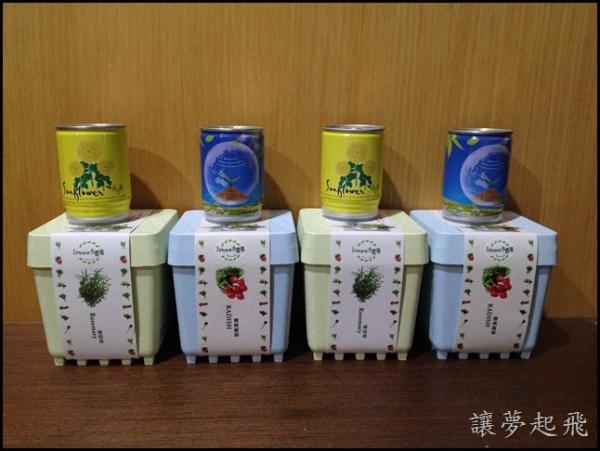 【居家】懶人種植術~樂高小農場+易開罐頭花卉蔬果