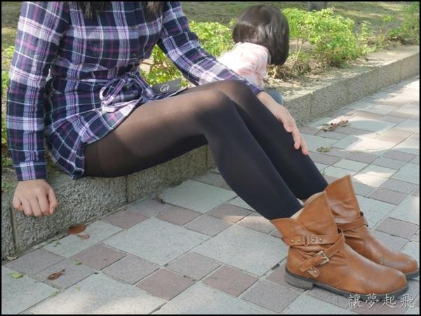 【MIT好東西】秋天穿搭小心機~華貴絲襪/金福隆-頂級天鵝絨顯瘦九分內搭褲襪