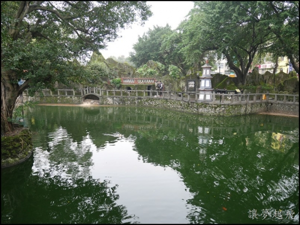 來場免費的文青之旅吧!板橋林家花園(林本源園邸)照片分享