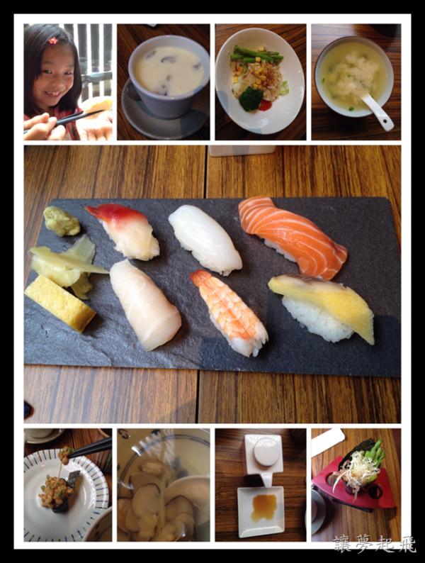 【體驗】台中本壽司日式料理