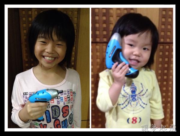 【居家】輕巧可愛的B&D 3.6V電動起子機(藍色)