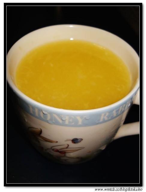 老公之愛心現榨柳橙汁