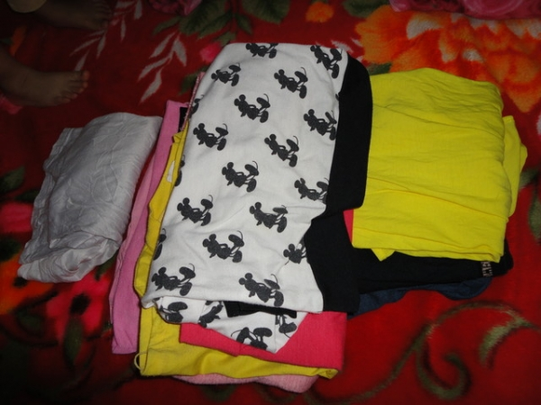 CINDY愛摺衣服