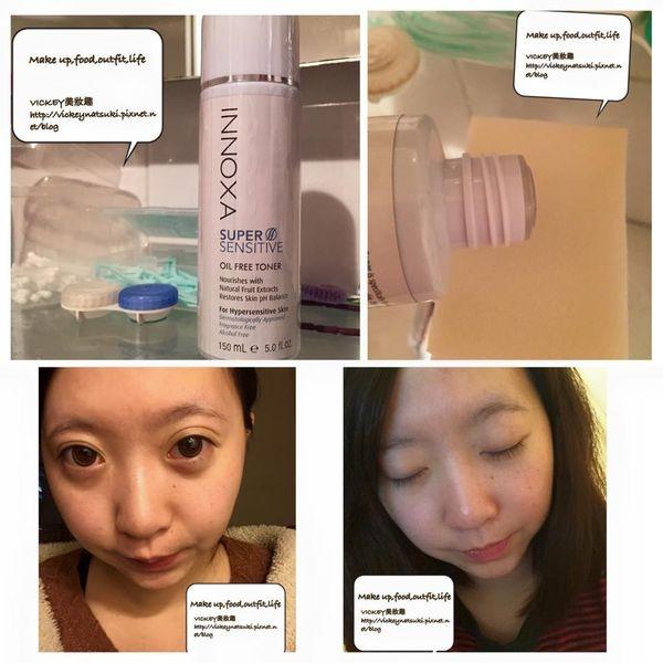 INNOXA愛若莎溫和緊緻毛孔化妝水x溫和的讓肌膚愛上它
