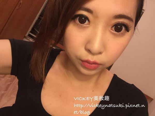 Vickey【美妝】秋冬來臨//煙燻妝感微涼系眼妝