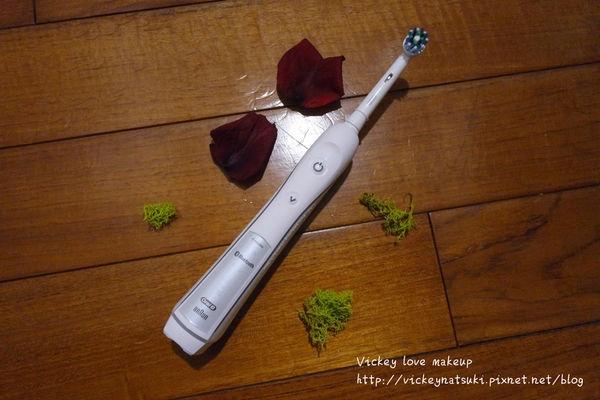 ○生活○Oral-BP7000電動牙刷開箱 x 刷牙刷的好生活沒煩惱