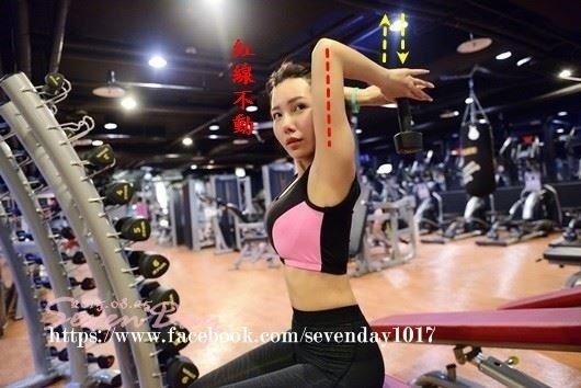 【女性健身推薦】有效程序燃燒脂肪,跟著晶晶一起在健身房裡重訓爆汗吧!