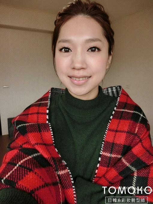 [ 彩妝品分享] RMK 2014 限量聖誕彩妝組 X RICHBABY  LENA款 03 小惡魔 三段式假睫毛 ~ *