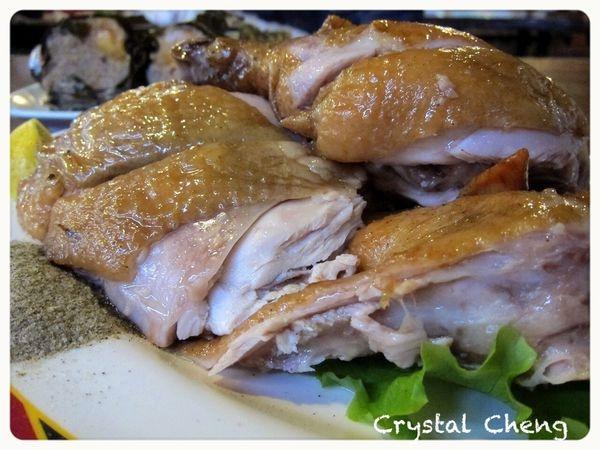 【台北美食推薦】烏來 台雞店 油亮烤雞又香又嫩 烏來好推薦美食