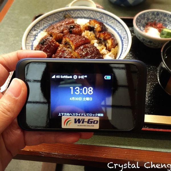 【2016名古屋自由行✈旅遊資訊】Wi-Go 日本旗艦S機 不限速 日本上網速度快 還有附上好多貼心小物的分享器推薦!