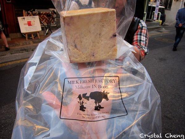 【2015首爾自由行✈三清洞美食推薦】Milkcow in Boots 不能錯過!!看起來簡單但是非常不簡單的好好吃吐司!!!(附地圖 2015首爾自由行 )