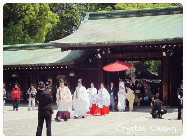 【2014東京自由行✈好玩推薦】Day 4.悠閒漫遊明治神宮、好好逛的竹下通及表參道