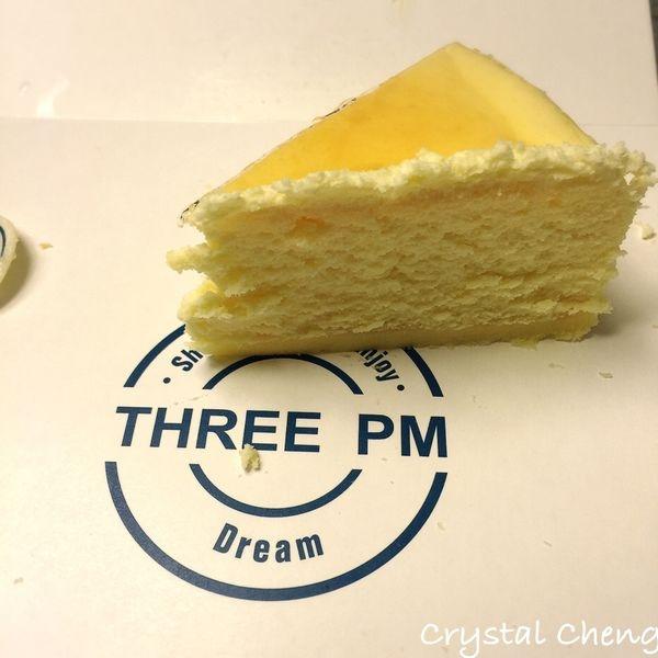【台中甜點推薦】THREE PM 濃郁重乳酪+清新檸夏 辦公室小確幸 台中ONLY的美味甜點推薦!(台中限定)