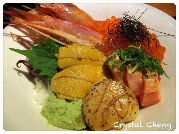 【新北美食推薦】味留 汐止美味日本料理 海鮮料新鮮超豐富 非常超值丼飯!
