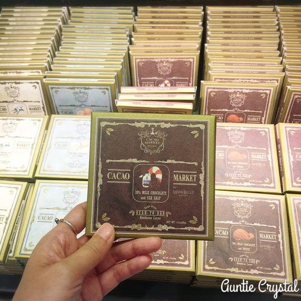 【2016東京自由行✈銀座美食推薦】CACAO MARKET by MarieBelle 好像西洋古董店的精緻巧克力推薦!(伴手禮)