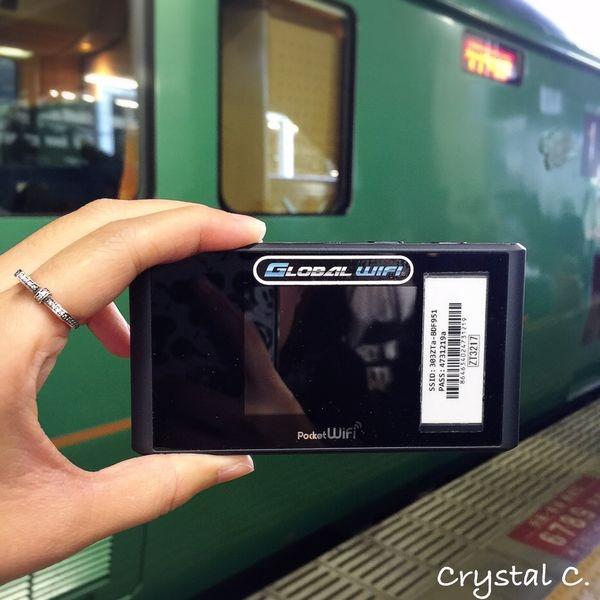 【2016日本旅遊✈旅遊資訊】GLOBAL WiFi SOFTBANK 303ZT 吃到飽機型分享器 不論大城市或小鄉鎮 上網不斷線呀!(折扣碼 優惠網址)