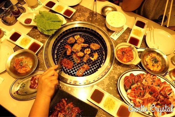 【2016沖繩自由行那霸美食推薦】我那霸燒肉 縣產和牛山原豬吃到飽 肉質不差但總覺吃不過癮啦!