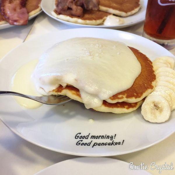 【2016沖繩自由行✈恩納村美食推薦】Hawaiian Pancakes House Paanilani 人氣美式鬆餅 早餐好選擇推薦