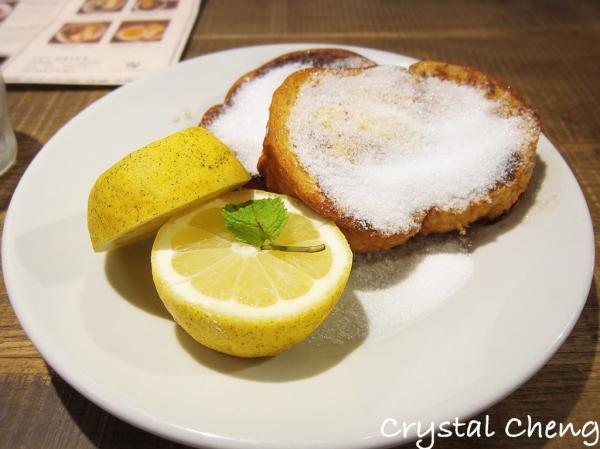 【2016沖繩自由行✈那霸美食推薦】oHacorte' Bakery 檸檬法式吐司清爽酸甜又特別好推薦呀!(早餐 必吃 鬆餅 早午餐)