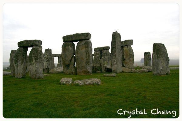【英國好玩推薦】Stonehenge 聳立千年 謎一般的巨石陣 離倫敦不遠就可看到的世界遺產!!