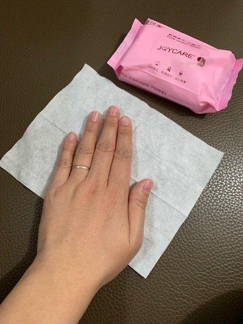 【洗臉巾&化妝棉推薦】JOYCARE 優可柔 棉柔巾、雙效化妝棉,每天必備美容小物,乾淨洗臉無負擔。