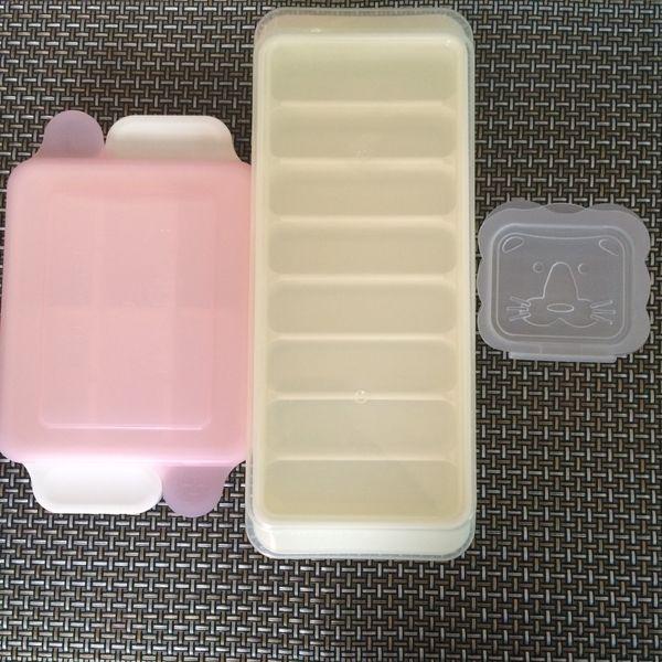 《冰磚盒分享》貝親、richell、byebye