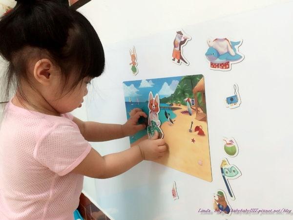 《育兒好物》磁鐵達人─親子互動遊戲的好幫手