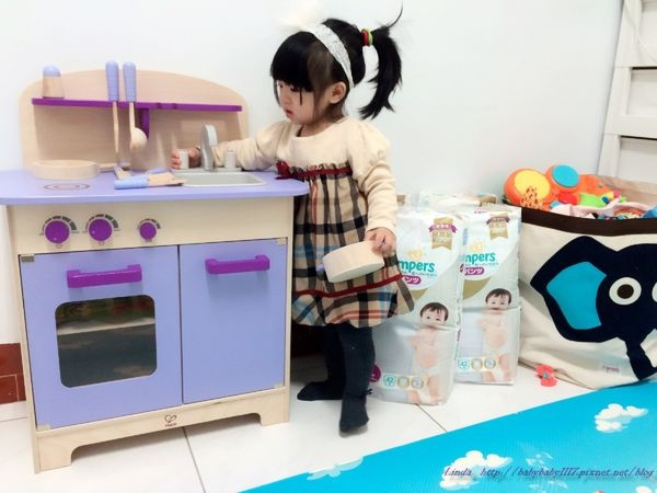 《育兒好物》德國愛傑卡hape廚房組-薰衣草紫