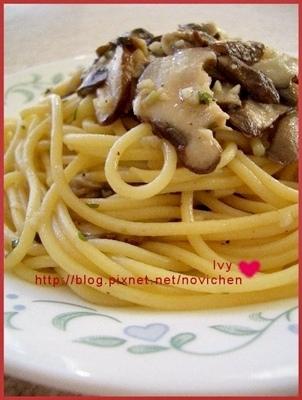 ♥ 異國料理 ♥ 鮮菇義大利麵